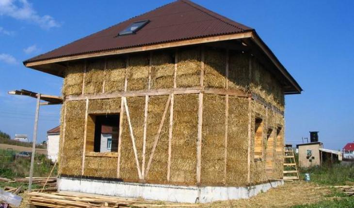 Строим эко-дом