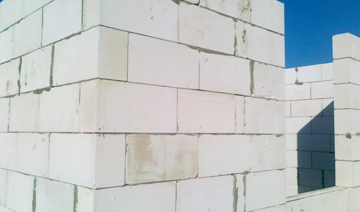 О плюсах и минусах газосиликатных блоков