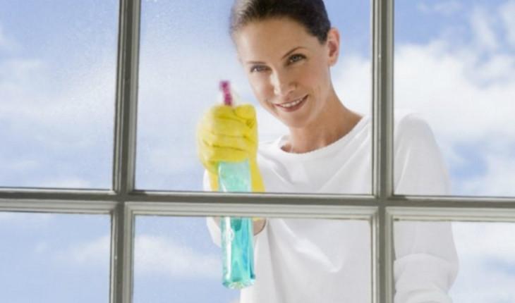 Правила мытья пластиковых окон