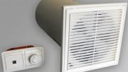 Вентиляция жилого помещения