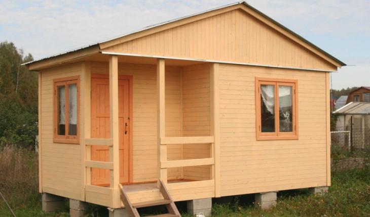 А можно ли построить дешевый домик?