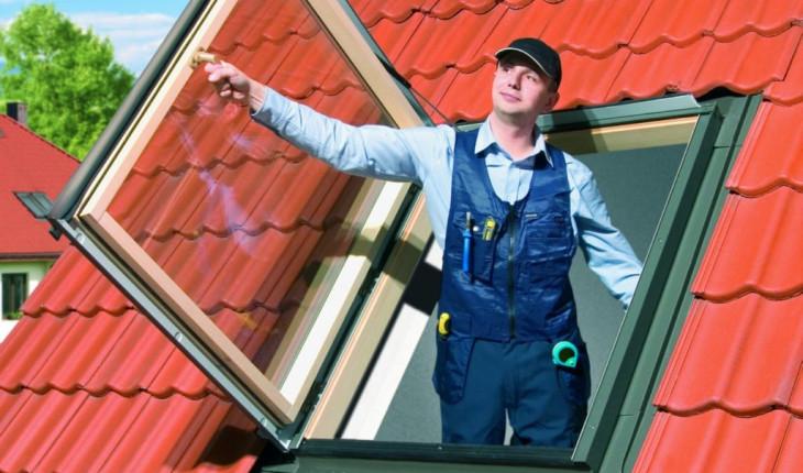 Как правильно и быстро установить мансардные окна