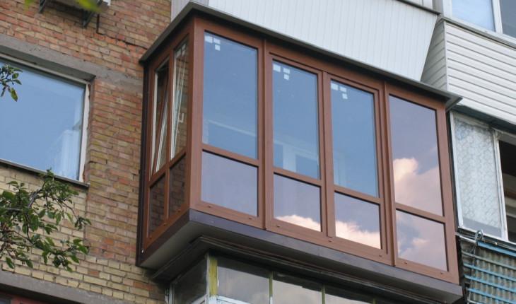 Про остекление балконов и лоджий