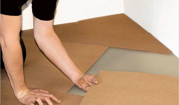 Напольные покрытия: что и куда укладывать