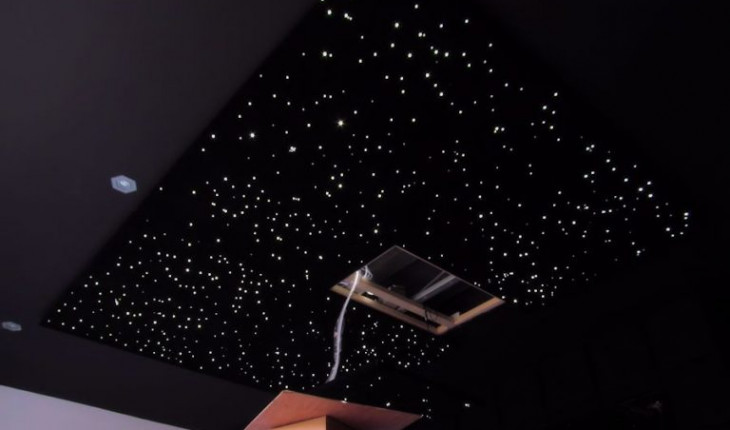Советы звездным мечтателям по конструкции звездного потолка
