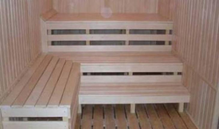 Как построить баню в подвале