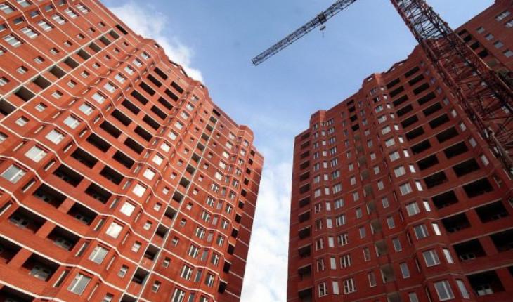 Объём ввода первичного жилья в нашей стране продолжает сокращаться