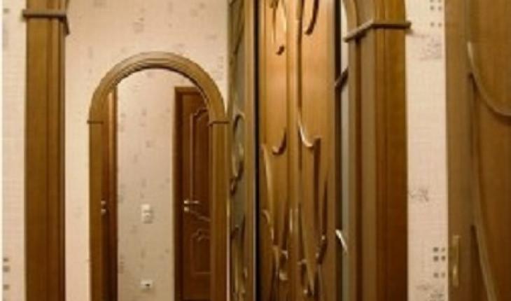 Использование арочных дверных проемов