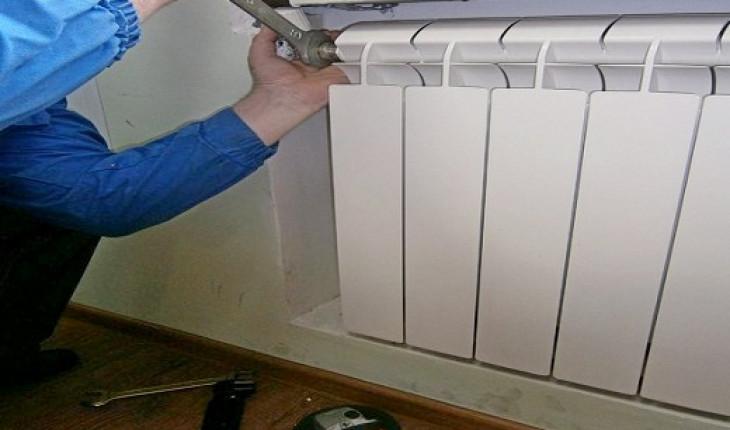 Простые советы по замене батареи отопления
