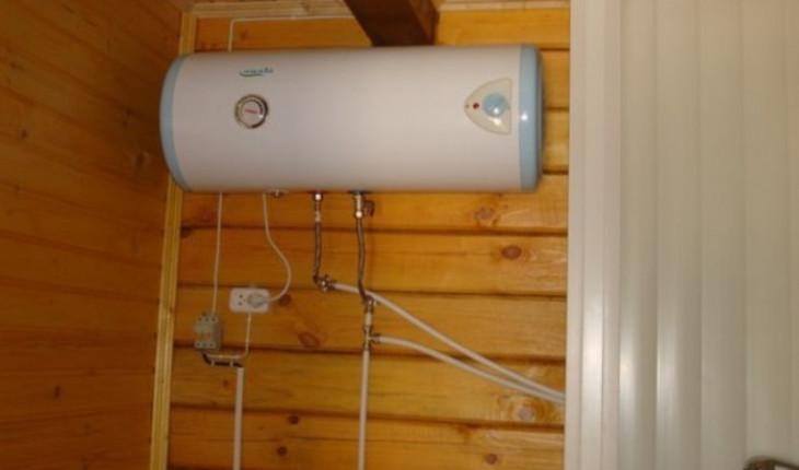 Как правильно установить электрический нагреватель воды
