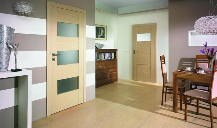 Советы по выбору цвета межкомнатных дверей