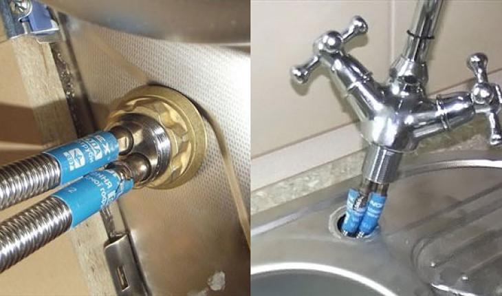 Если у вас вышел из строя водопроводный кран