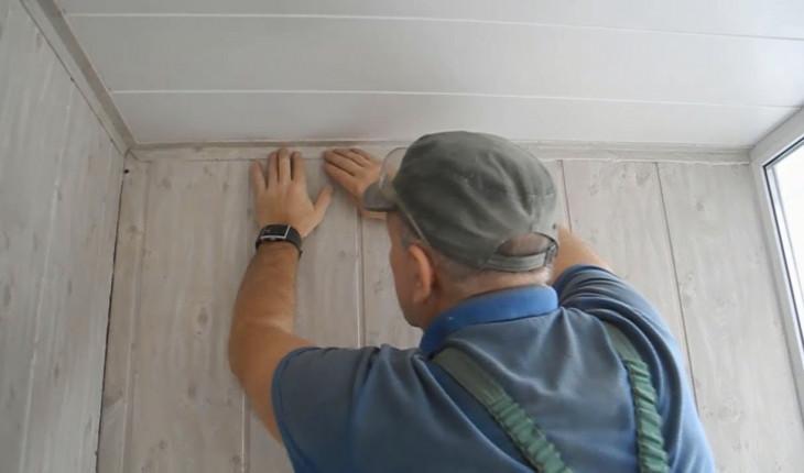 Про способы крепления стеновых пластиковых панелей