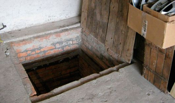Если надо просушить гараж или подвал