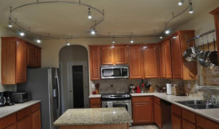 Как выбрать освещение на кухне