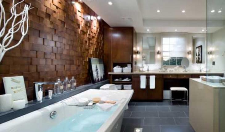 Этапы обустройства ванной комнаты