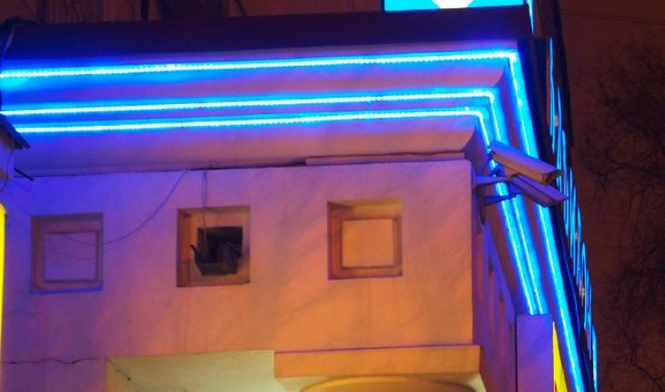 Изготавливаем подсветку из светодиодного дюралайта