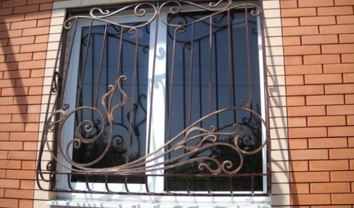Кованое кружево для вашего окна