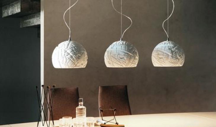 Подвесные светильники в дизайне интерьера
