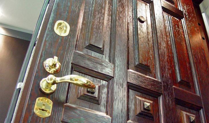 О порядке установки стальной двери