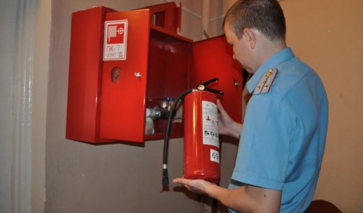 «ЭкспоФорум» был оштрафован за нарушение техники пожарной безопасности