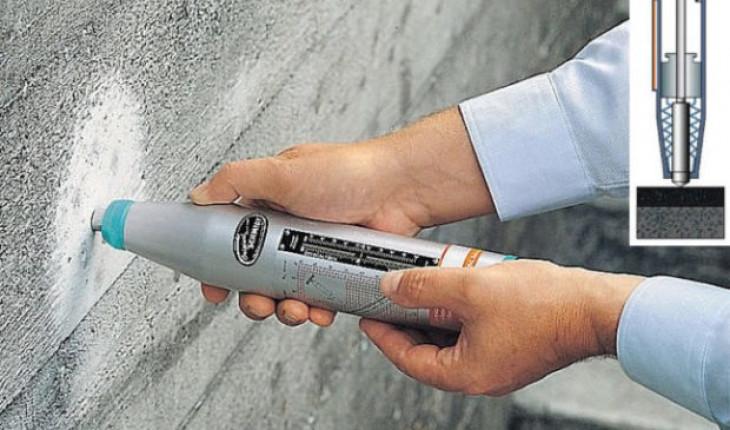 Как определить прочность бетона