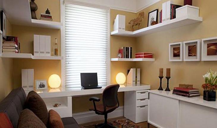 Как обустроить свой рабочий кабинет