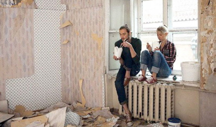 Производим ремонт в квартире своими руками