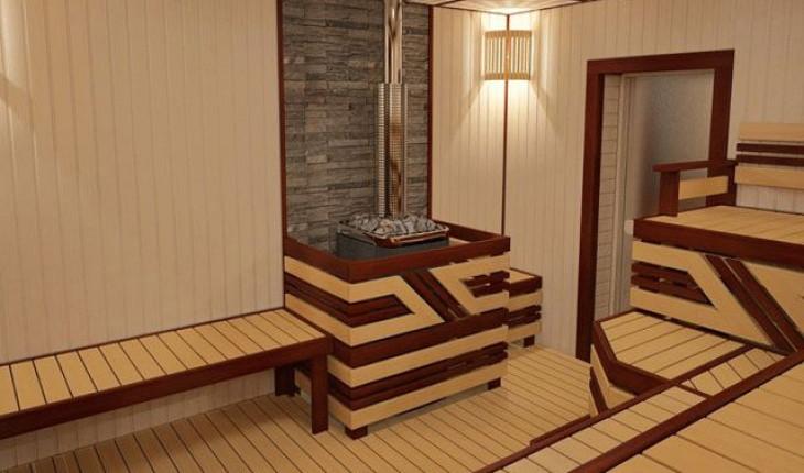 Как сделать внутреннюю отделку бани