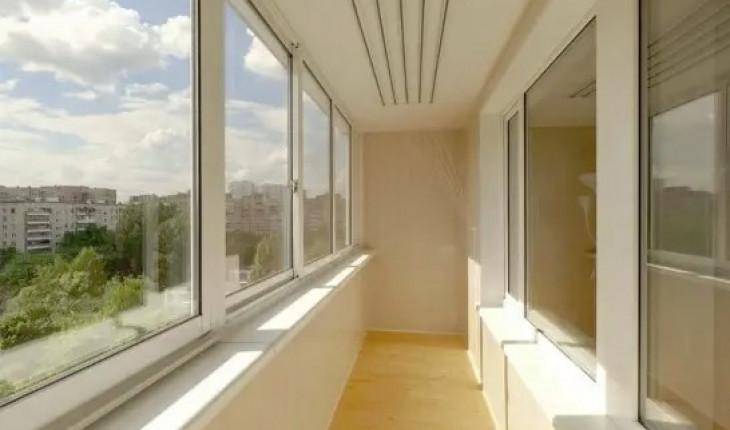 Как сделать «старый» балкон новым?