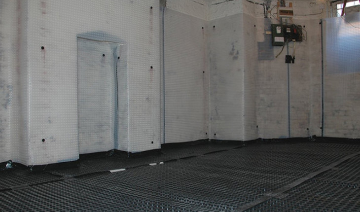 Гидроизоляция бетонного подвала