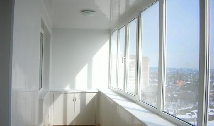 Остекление балконов как способ организации пространства