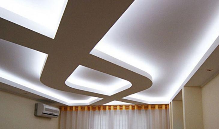 Какой потолок выбрать и на что следует обратить внимание при выборе?