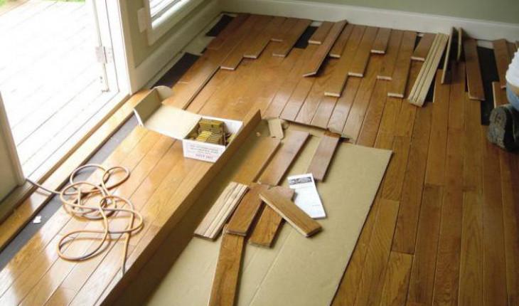 Выбор деревянного напольного покрытия