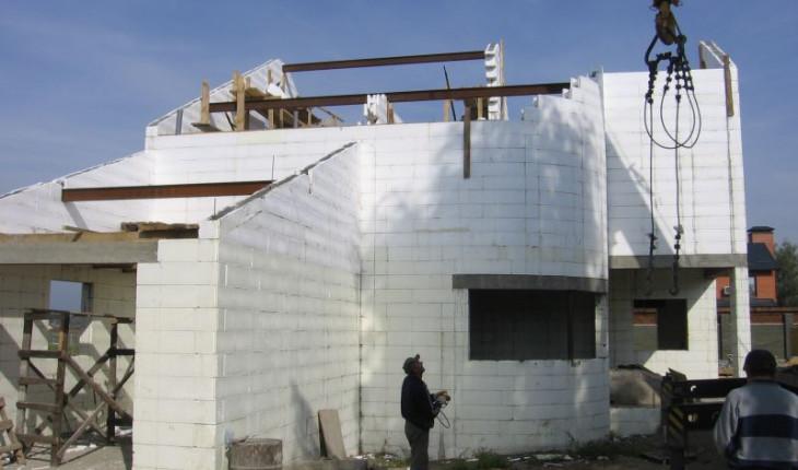 Что дает технология строительства монолитных домов?