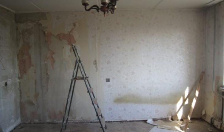 С чего начать ремонт в панельной хрущевке