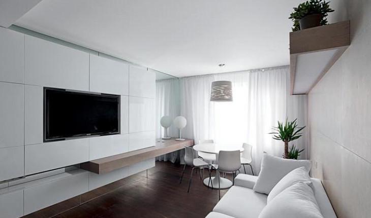 Как визуально увеличить комнату