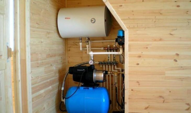 Водоподготовка для коттеджа, частного дома или дачи