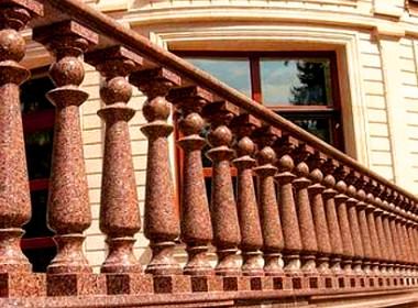 Балясины и колонны