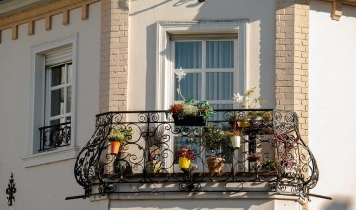 Преимущества французских балконов