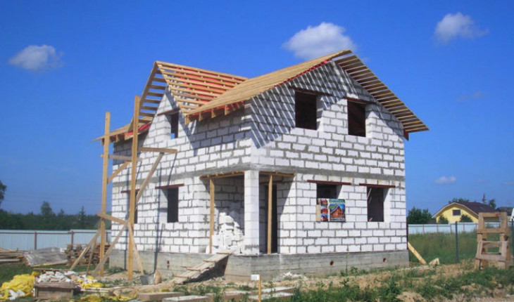 Материалы для строительства частного дома