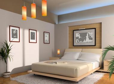 Как правильно оформить спальню