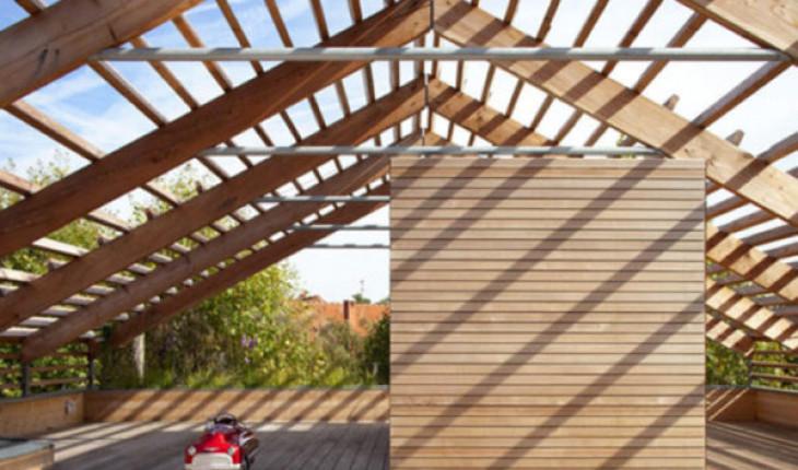 Строительные конструкции из дерева