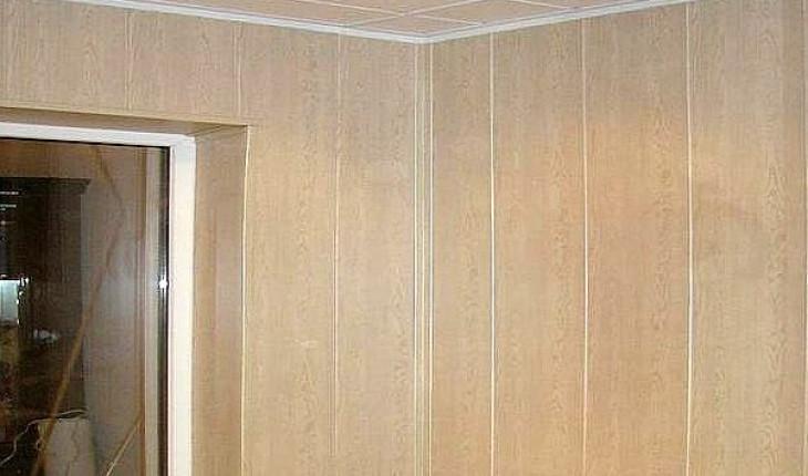 ПВХ панели для стен и потолка