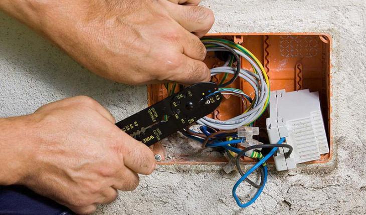 Правила ремонта квартирной электропроводки