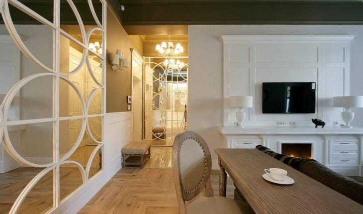 Зеркала в доме и интерьере
