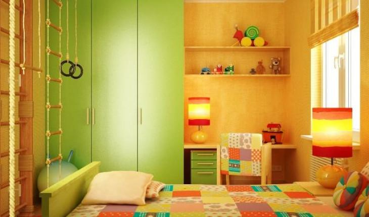 Советы по ремонту детской комнаты