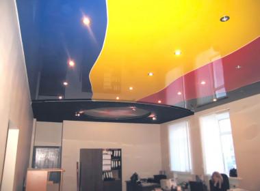 Как были придуманы натяжные потолки