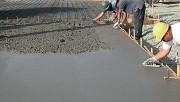 Как ухаживать за бетоном в процессе его затвердевания