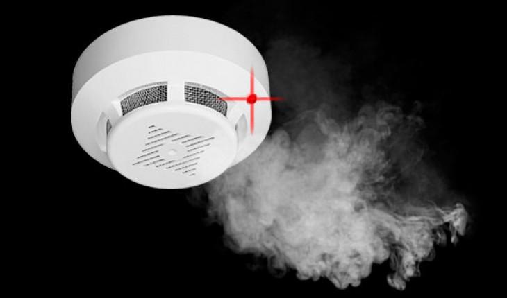 Дымовые датчики - быстрое и надежное обнаружение бедствия